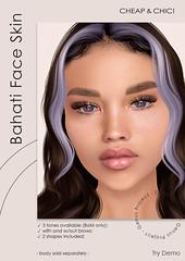 Bahati face skin [Genus]