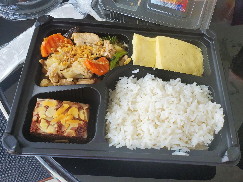 Thailand Quarantine food