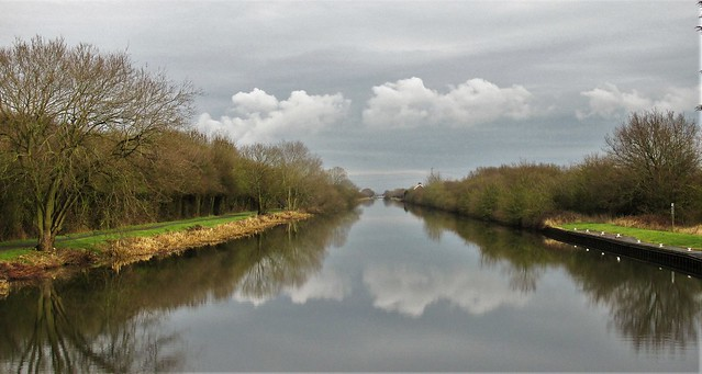 The New junction canal.
