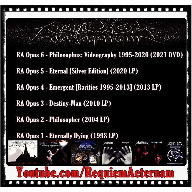 Complete Works by Requiem Aeternam