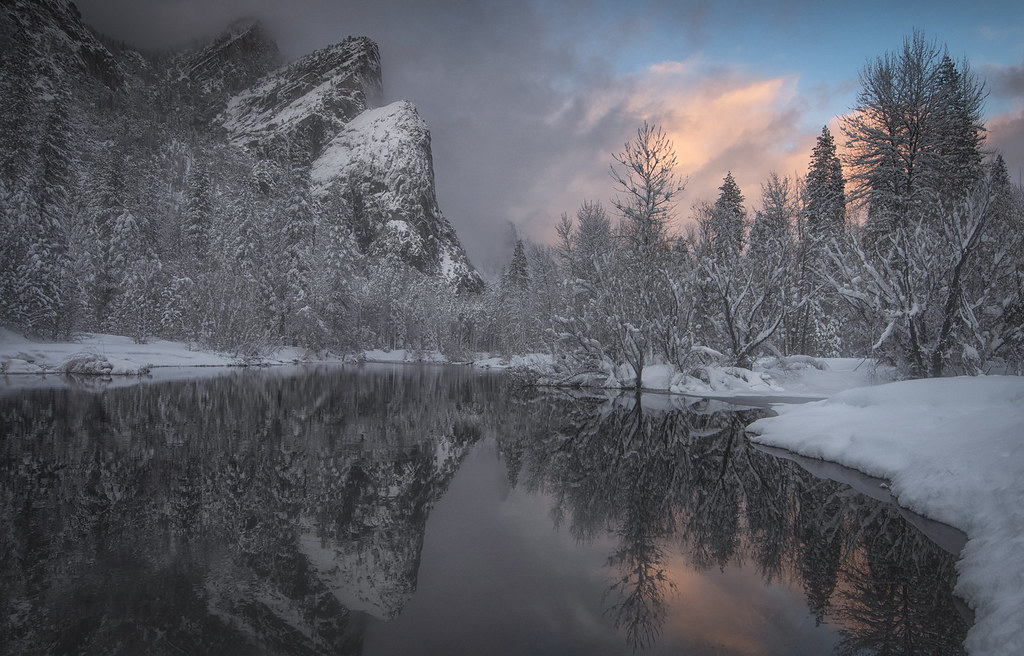 The Three Brothers On A Winter's Eve