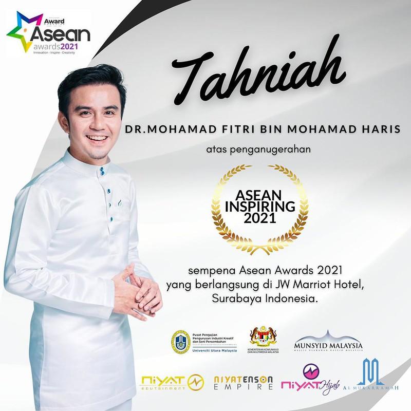 Fitri Haris Asean Awards 2021