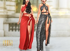 New Release@Julii Dress