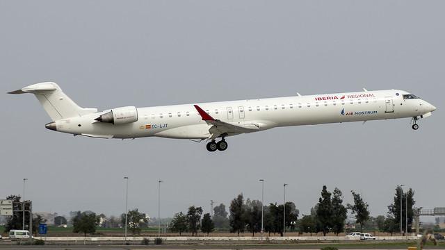 EC-LJT Iberia Regional (Air Nostrum) - Bombardier CRJ-1000