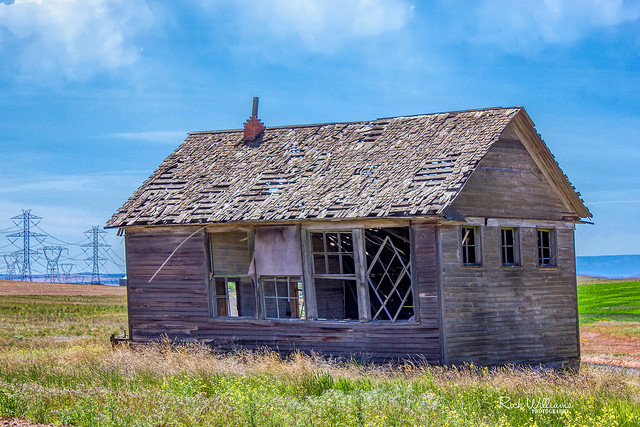 Another Long Lost Schoolhouse