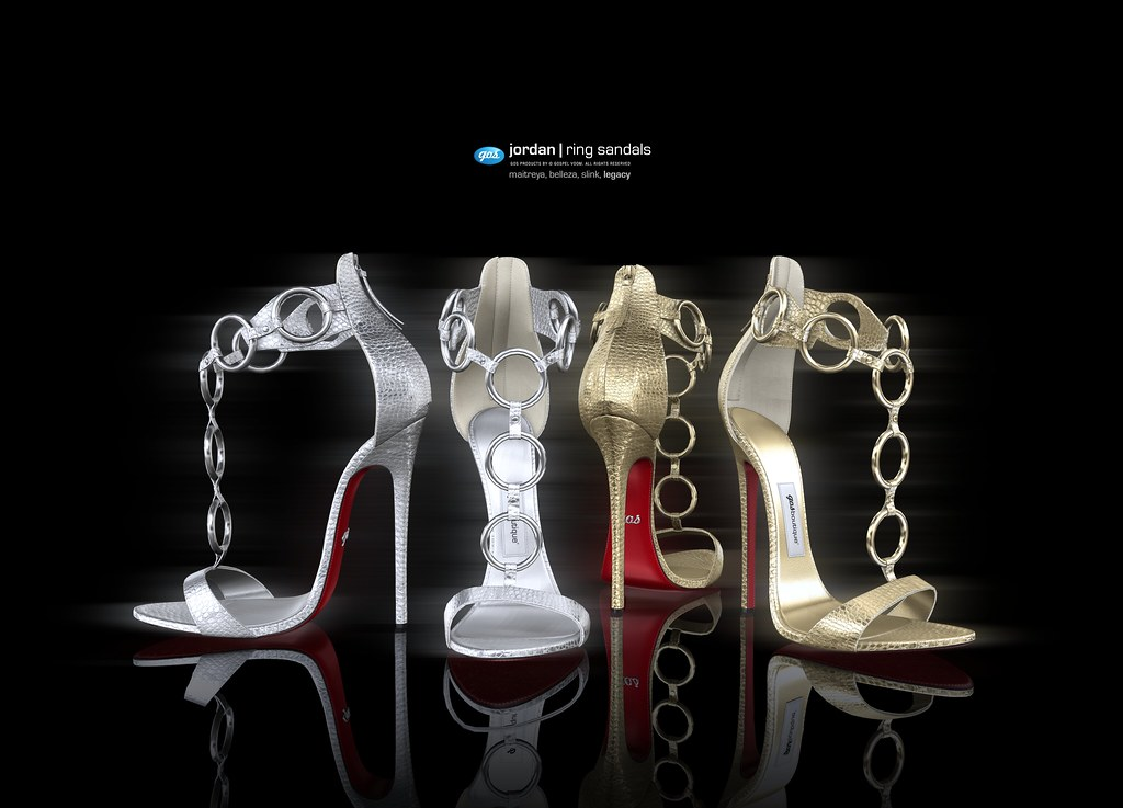 Jordan Ring Sandals