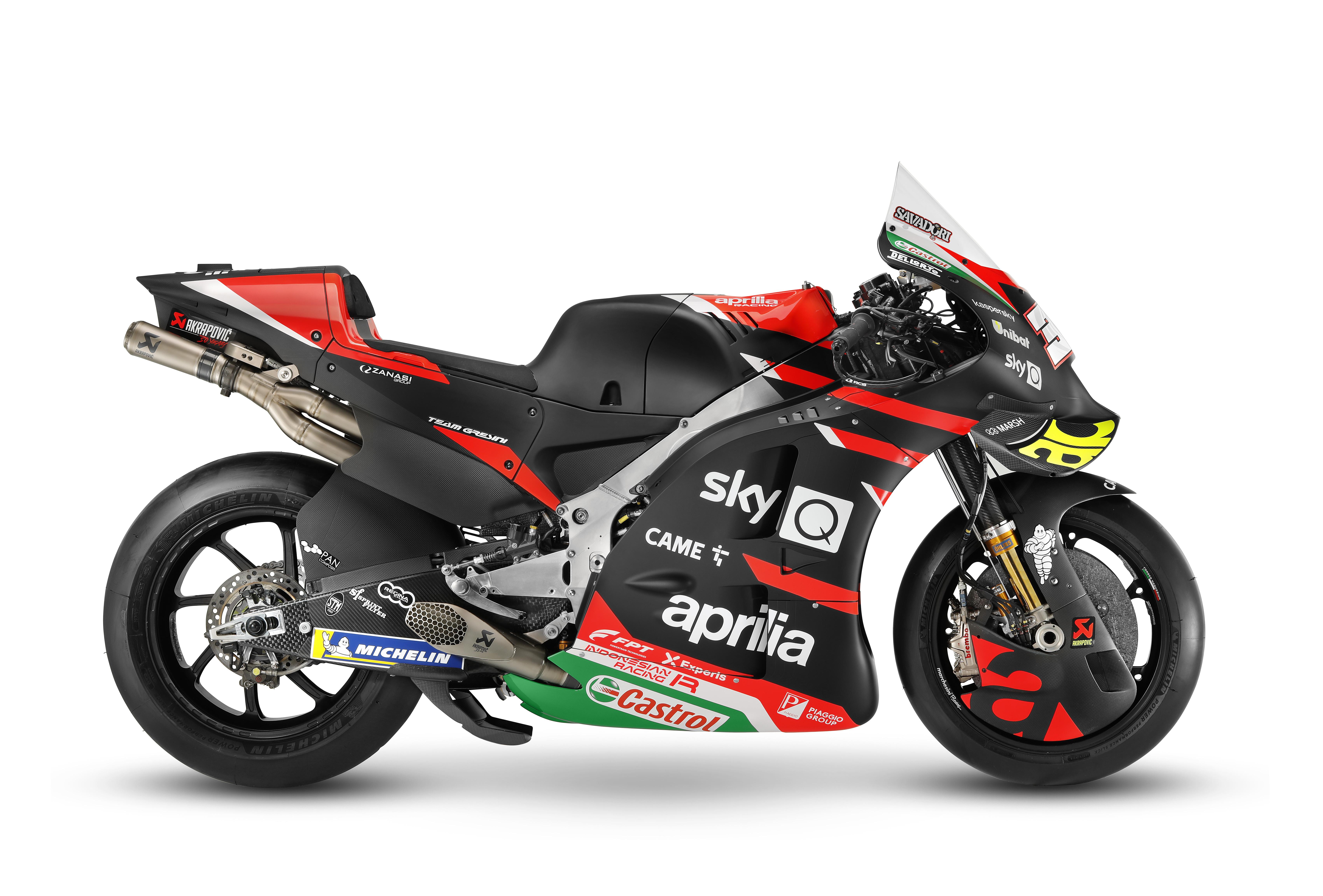 Aprilia RS-GP 2021