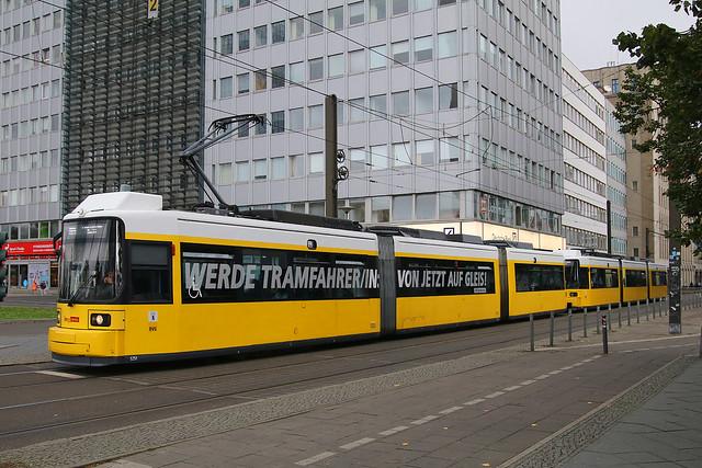 1251, Otto Braun Straße, Berlin, October 12th 2020