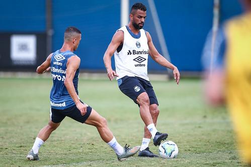 Treino Grêmio 04/03/2021