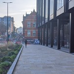 New buildings at the university in Preston
