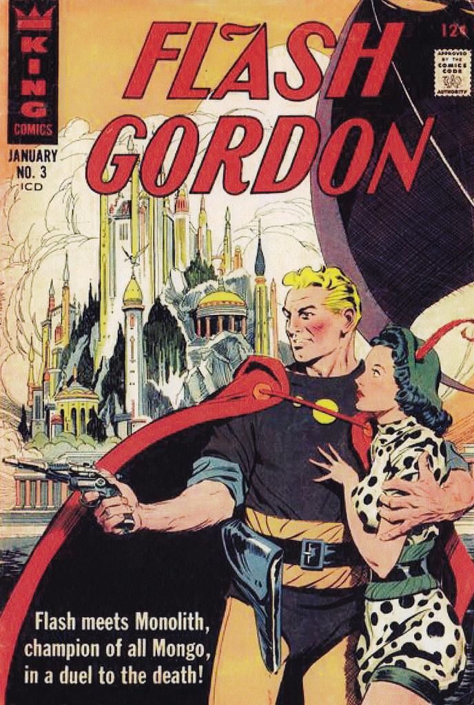 Flash Gordon #3