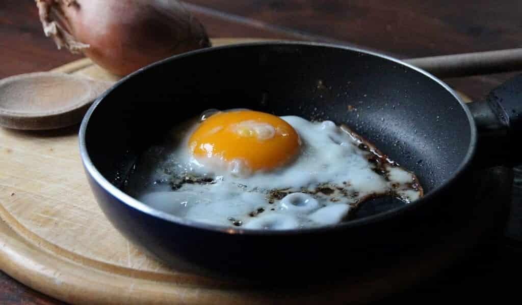 Comment le blanc d'œuf devient-il solide ?