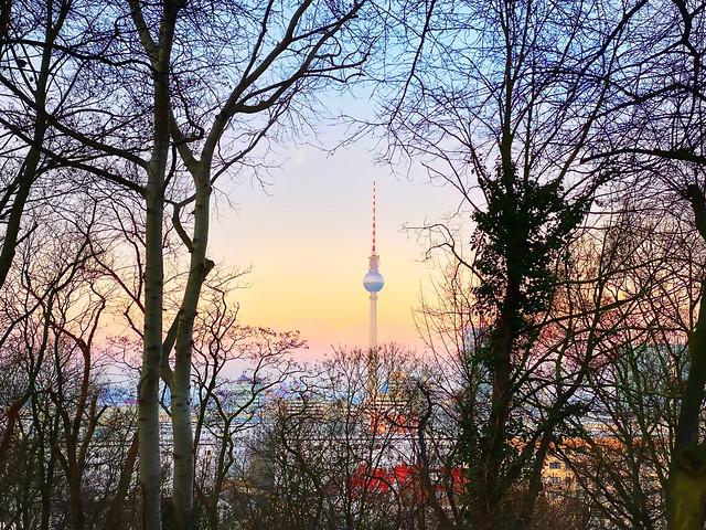 Berlin - Volkspark Friedrichshain