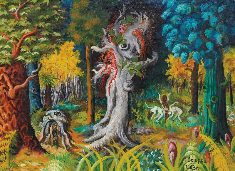 Teofil Ociepka - The Spirit of the Forest, 1963