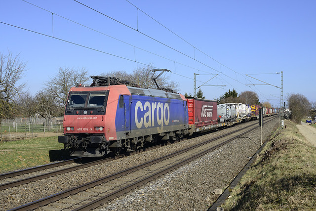 482 002  bei Bad  Krozingen  27.02.21