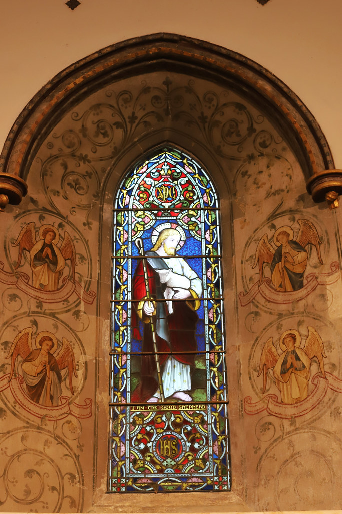 All Saints, Waldershare, Dover, Kent