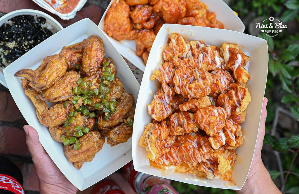 起家雞 台中韓國炸雞 菜單外送15