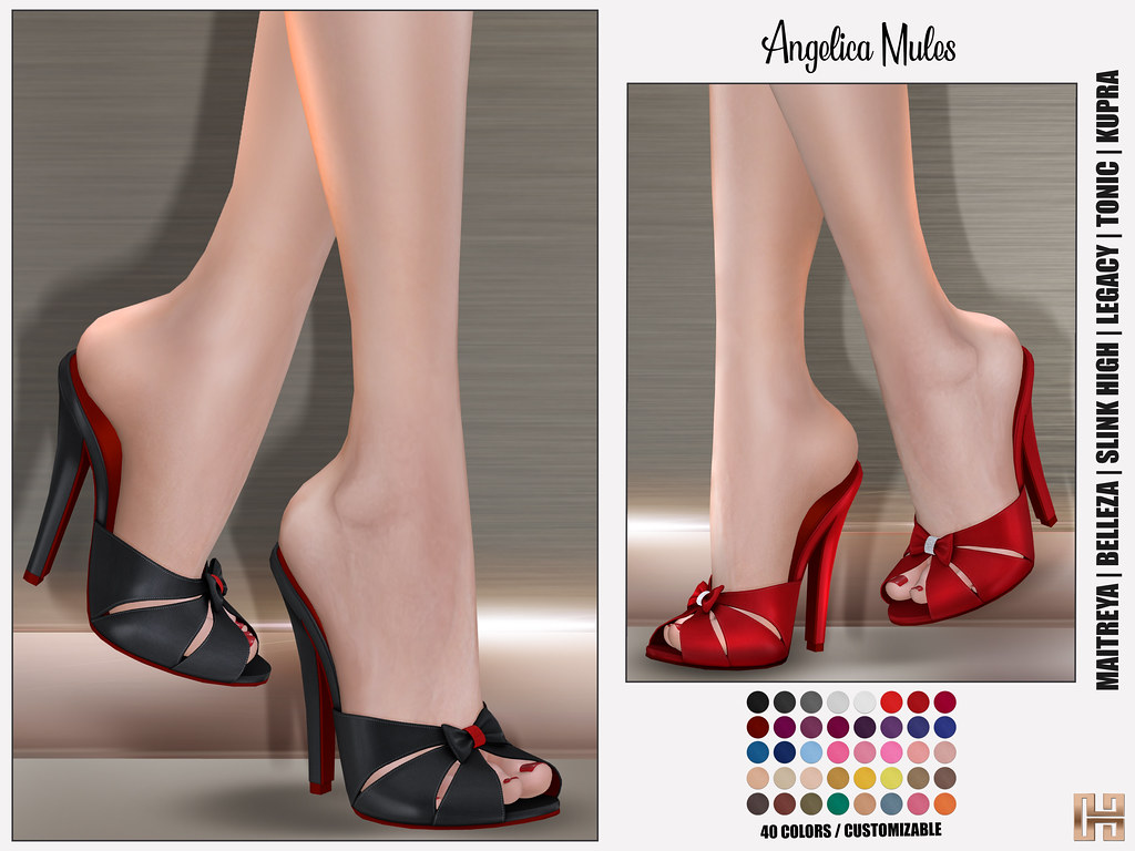 Hilly Haalan – Angelica Mules