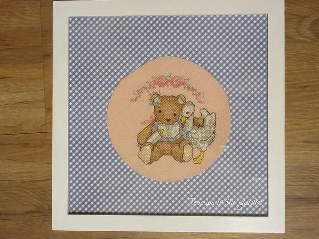 5-Baby Cross Stitch