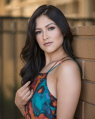 Hereu2019s another throwback Thursday shot to my shoot with Yvette. Sheu2019s not a professional model, she just looks like one, right? ud83dude00 Strong Catherine Zeta Jones (@catherinezetajones) vibes for sure! She booked a shoot with me for some modeling portf