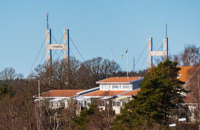 The Tjörn Bridge - different view