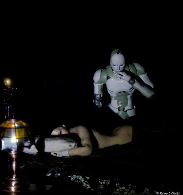 Sex robot  / Robot sexuel