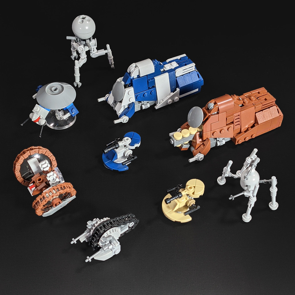Micro Separatist Ground Forces