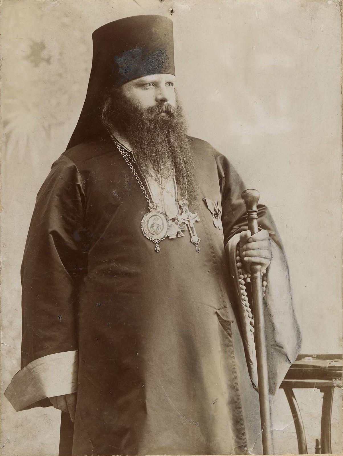 1890. Православный священник