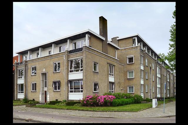 eindhoven woningbouw aalsterweg 152 01 1955 mens h (aalsterwg)