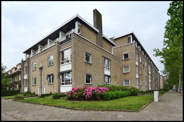 eindhoven woningbouw aalsterweg 152 02 1955 mens h (aalsterwg)