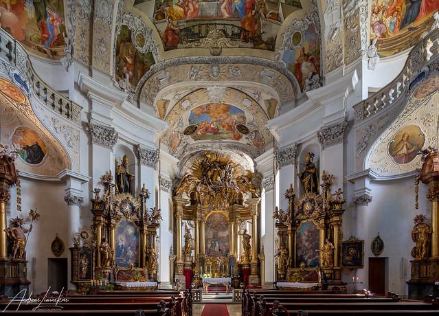 Abteikirche Kloster Banz