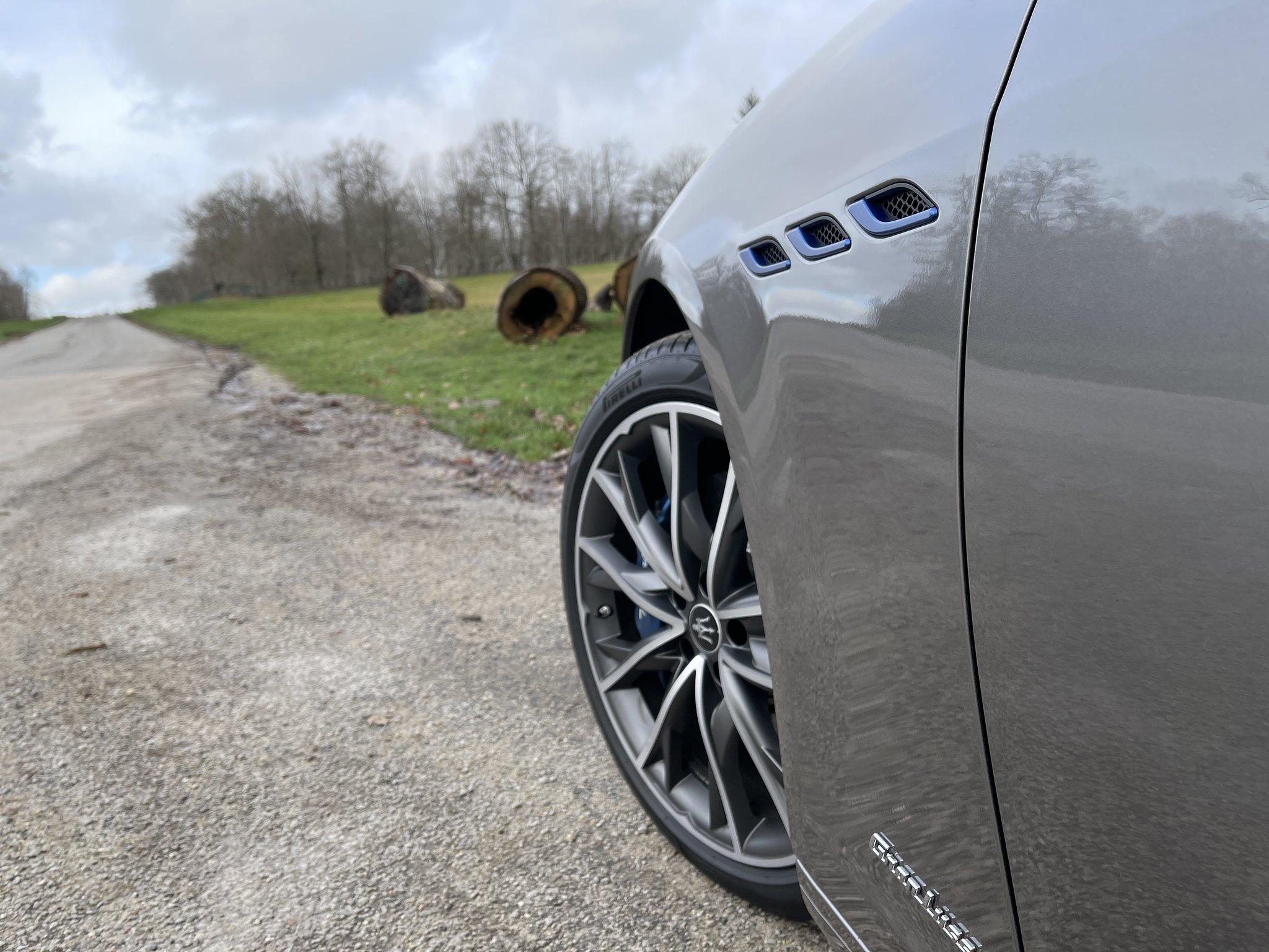 Maserati Ghibli Hybride (7)