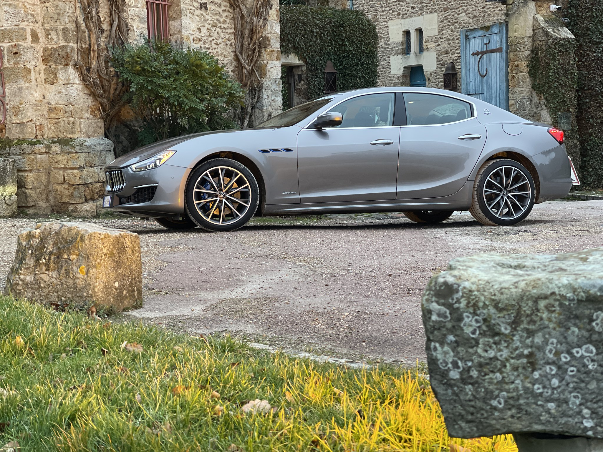 Maserati Ghibli Hybride (1)