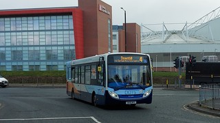 Stagecoach in South Shields 37309/SK15 HFC