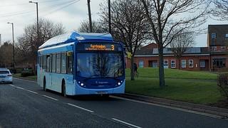 Stagecoach in Sunderland 28034/YR14 CFO