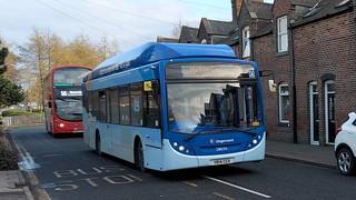 Stagecoach in Sunderland 28030/YR14 CGV