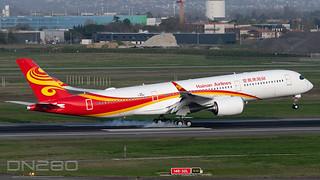 Hainan Airlines A350-941 msn 285 F-WZNZ