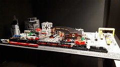 "Pointe-u00e0-Calliere Expo Train ""Transporteur de ru00eave"" 2021"