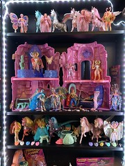 New She-Ra shelf
