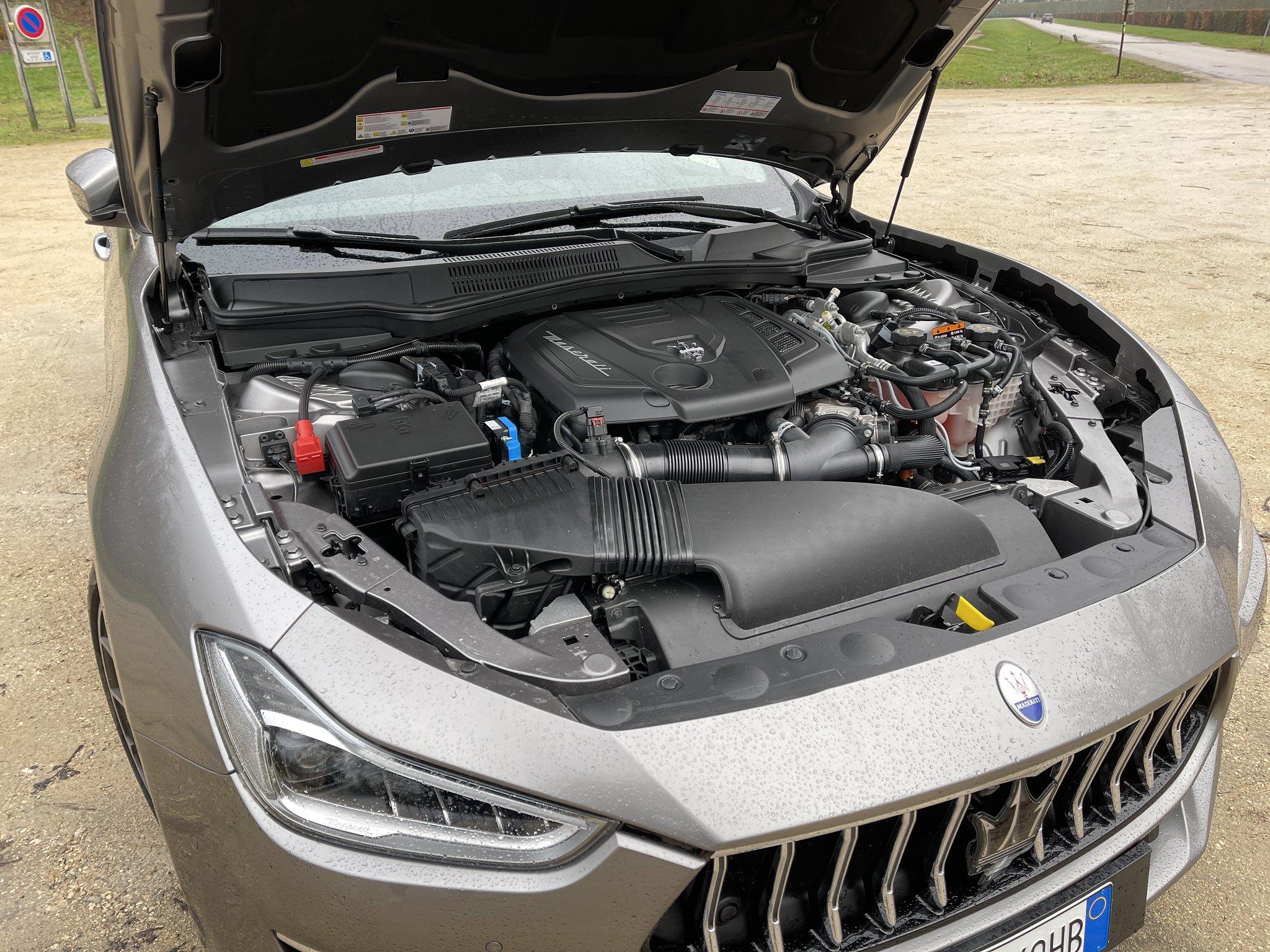Maserati Ghibli Hybride (3)