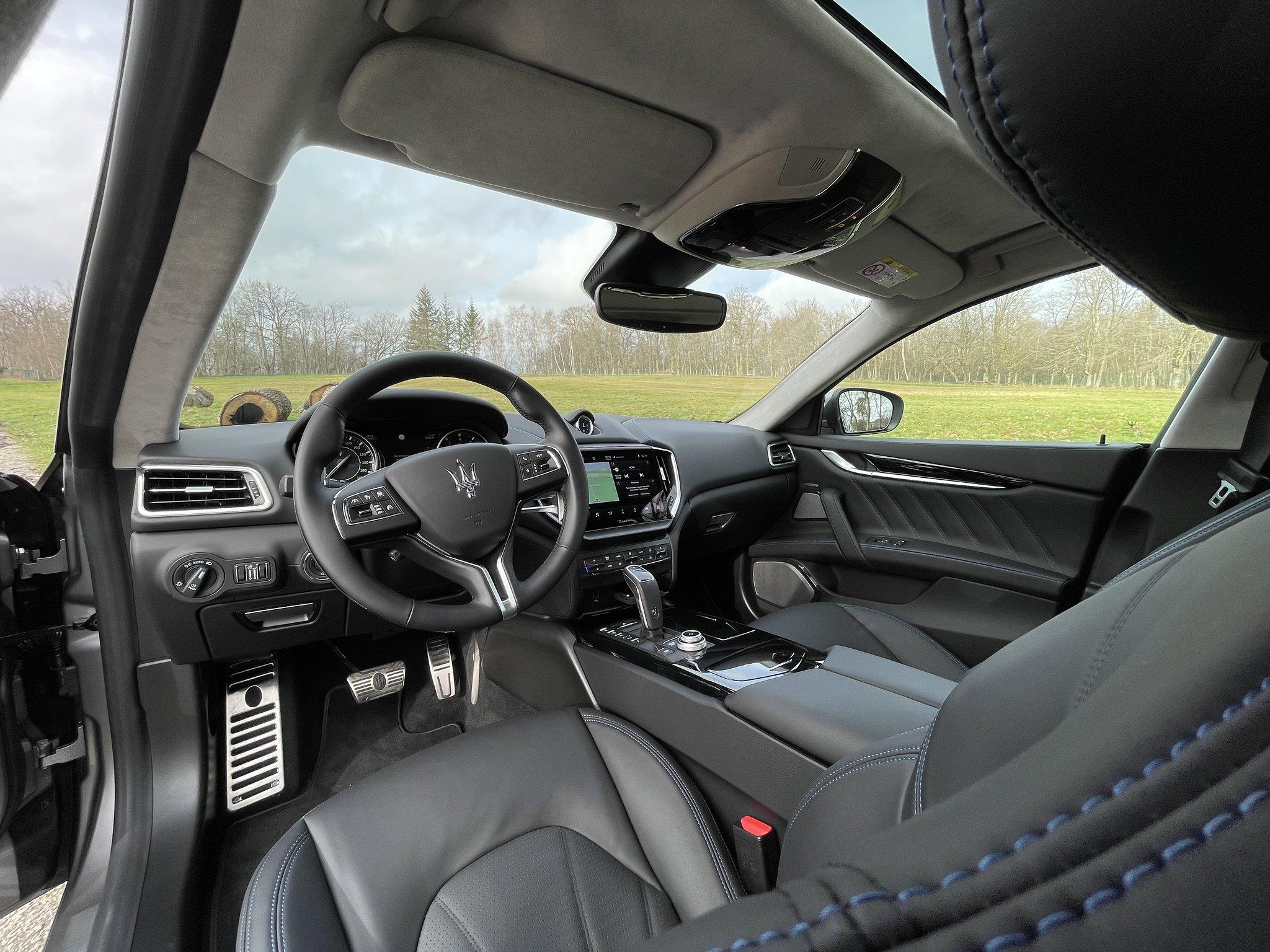 Maserati Ghibli Hybride (5)