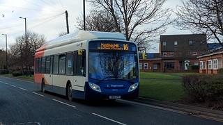 Stagecoach in Sunderland 28033/YR14 CFH