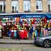 Montmartre boutique tissu Royal spectacle