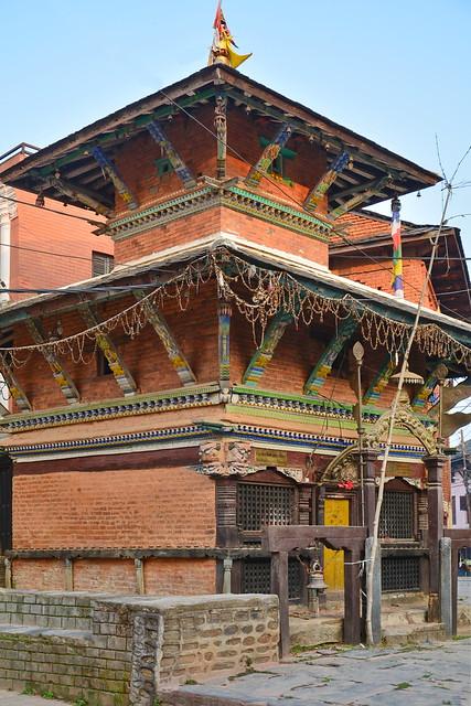 Nepal - Bandipur - Bindhybashini Temple - 6