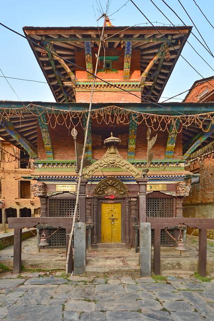 Nepal - Bandipur - Bindhybashini Temple - 1