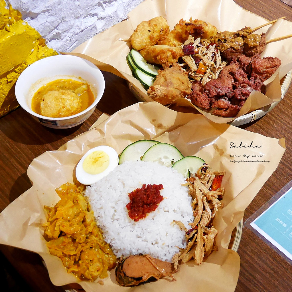 台北素食餐廳推薦寶林咖啡館平價馬來西亞素食素炸雞素食異國料理餐廳饒河夜市美食