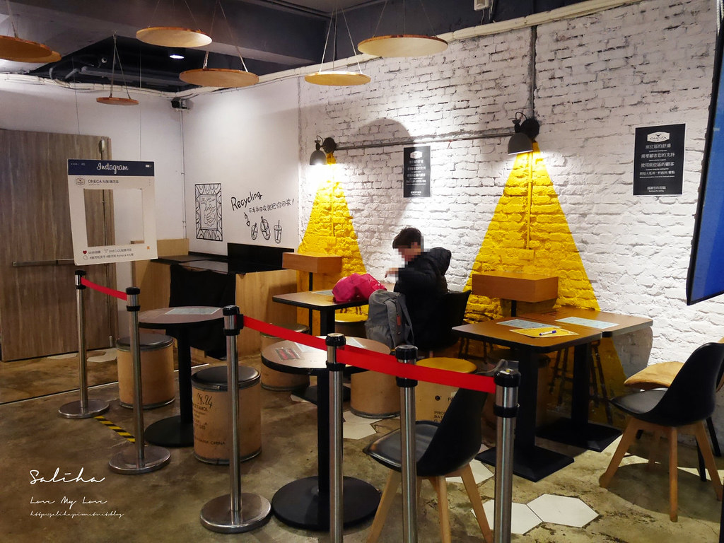台北松山區饒河夜市美食推薦寶林咖啡館饒河街餐廳台北素食好吃美食 (2)