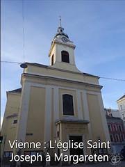 Vienne : L'u00e9glise Saint Joseph (Sonnenhofkirche) u00e0 Margareten
