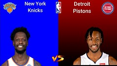 Detroit Pistons at New York Knicks I NBA Live Scoreboard Play by Play I March 04, 2021