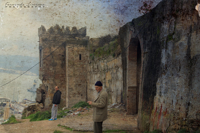 Muralla de Tánger/Tangier wall